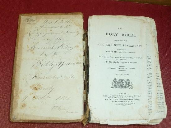 Keswick bible