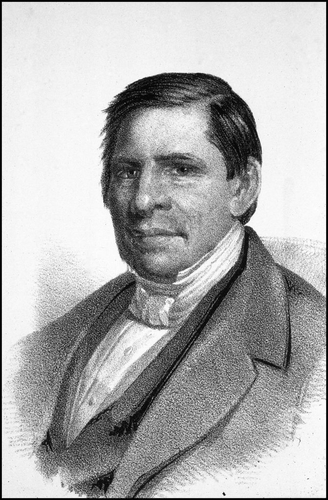 Image of Rev. Peter Jones